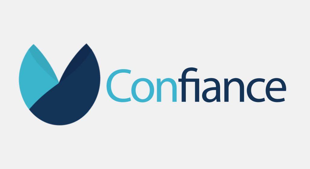 confiance beispiel Logo business