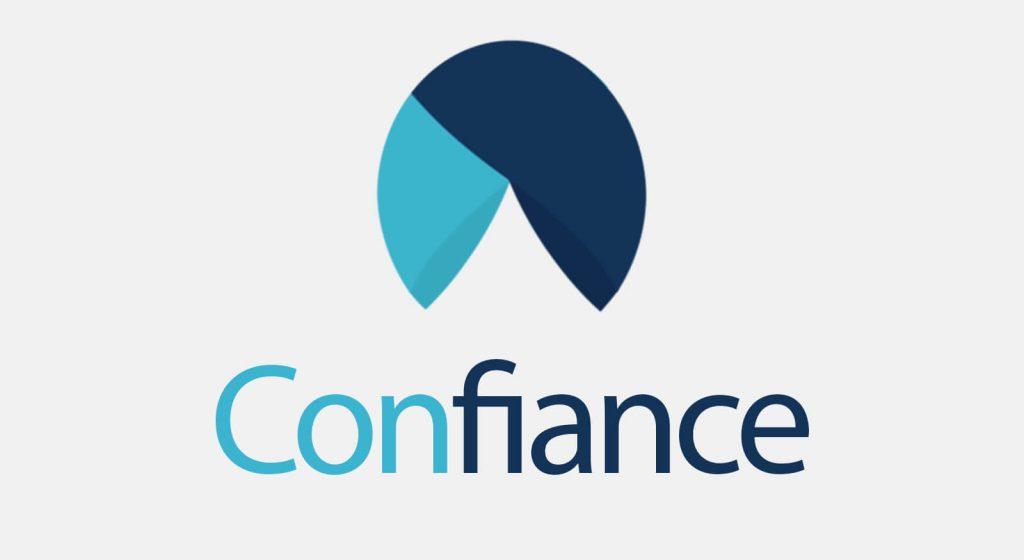 confiance beispiel Logo cooperate